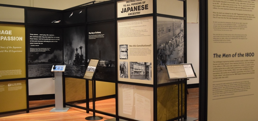 Japanese American National Museum Map